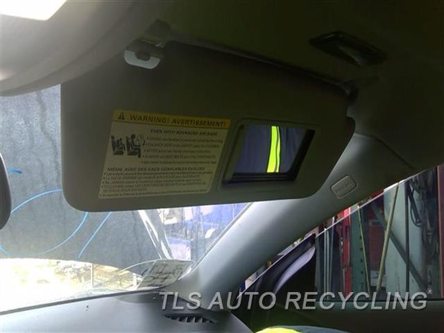2013 Audi A5 Audi Sun Visor/shade  RH,GRY,CPE, (WITHOUT ILLUMINATION)