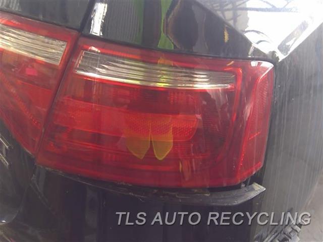 2013 Audi A5 Audi Tail Lamp  RH,INCANDESCENT BULB QUARTER PANEL