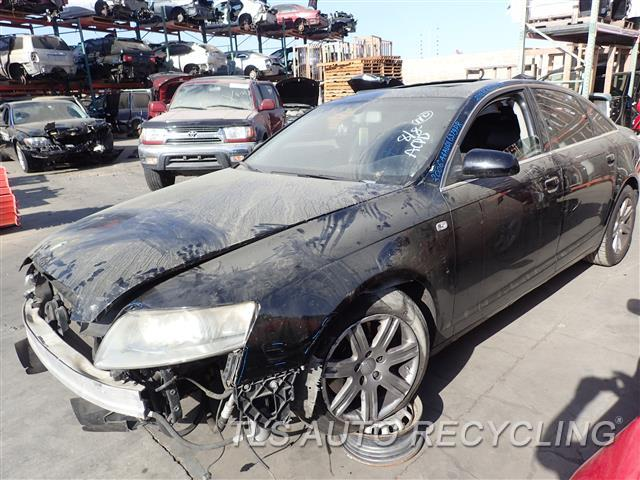 Parting Out Audi A AUDI Stock PR TLS Auto Recycling - Audi a6 parts