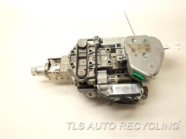 2007 Audi A6 Audi Steering Column - 4f0419512m - Used