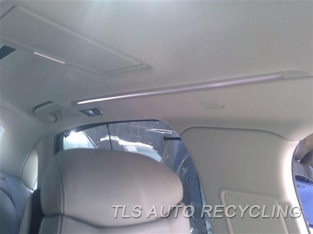 2013 Audi A8 Audi Air Bag  LH,FRONT, DRIVER, ROOF, LWB (A8L, O