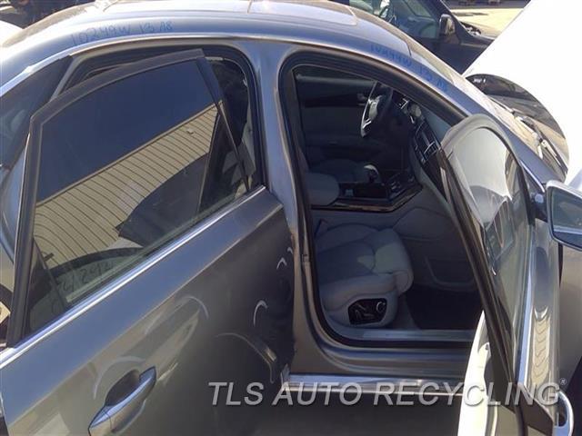 2013 Audi A8 Audi Center Pillar Cut  RH,GRY,LWB (A8L, OPT K8L), R.
