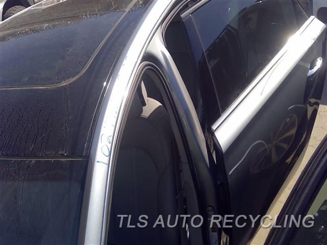 2013 Audi A8 Audi Center Pillar Cut  LH,GRY,LWB (A8L, OPT K8L), L.