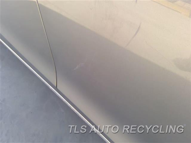 2013 Audi A8 Audi Door Assembly, Front SCRATCHES MIDDLE SECTION 5S1,RH,GRY