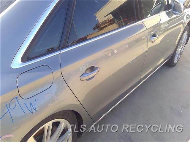 2013 Audi A8 Audi Door Assembly, Rear Side  000,RH,GRY