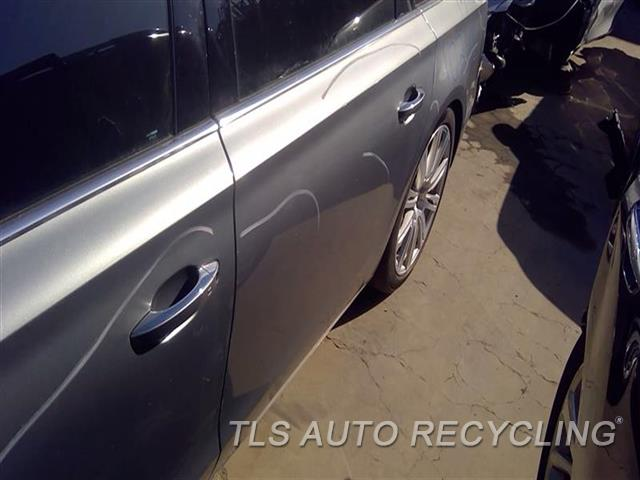 2013 Audi A8 Audi Door Assembly, Rear Side  000,LH,GRY