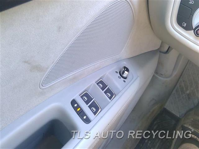 2013 Audi A8 Audi Door Elec Switch  LH,DRIVER``S, WINDOW, AUTOMATIC SOF
