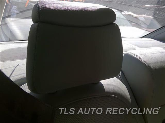 2013 Audi A8 Audi Headrest  GRY,LEA,REAR,OUTER