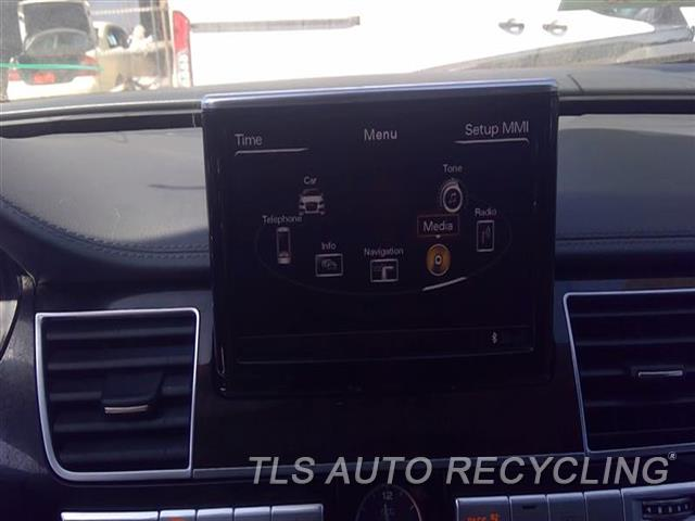 2013 Audi A8 Audi Navigation Gps Screen  3.0L,DISPLAY SCREEN, NAVIGATION, MO