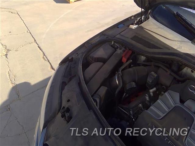 2013 Audi A8 Audi Radiator Core Supp  RH APRON