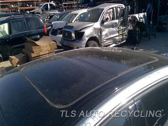 2013 Audi A8 Audi Roof Assembly  BLK,SUN,(SUNROOF), LWB  (2 GLASS PA