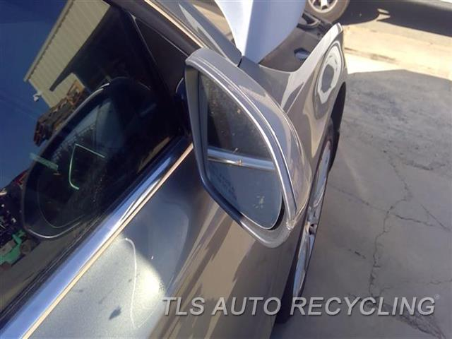2013 Audi A8 Audi Side View Mirror TOUCH UP PAINT ON THE BACK COVER RH,GRY,POWER, (PAINTED FINISH),
