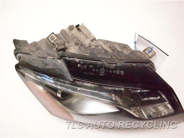 2009 Audi Q5 Audi Headlamp Assembly MINOR GLASS ROCK CHIPS RH,XENON (HID), SELF ADJUSTING (OPT