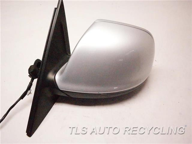 2009 Audi Q5 Audi Side View Mirror MINOR SCRATCHES LH,SLV,PM,POWER, LIGHTING PACKAGE