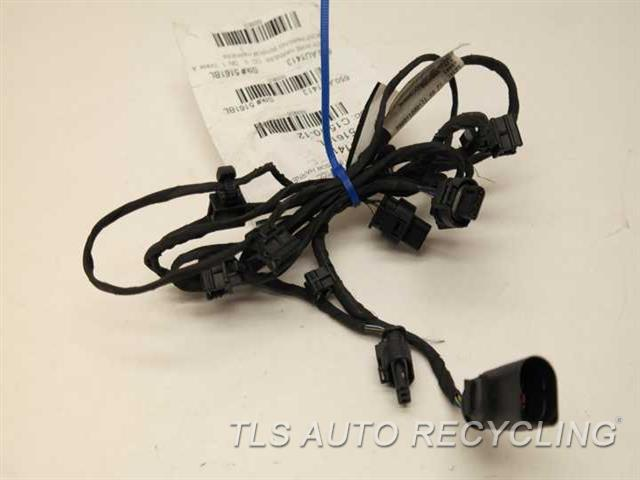 2013 Audi Q5 Audi Body Wire Harness - 8r0971095cfront Parking Sensor Harness - Used