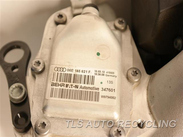 2013 Audi Q5 AUDI - 06E145601AN OPENING BY THROTTLE EDGE IS CHIPSUPERCHARGER W/INTAKE MANIFOLD.