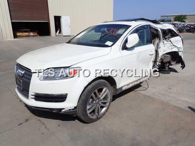 parting out 2007 audi q7 audi stock 5063gy tls auto recycling. Black Bedroom Furniture Sets. Home Design Ideas