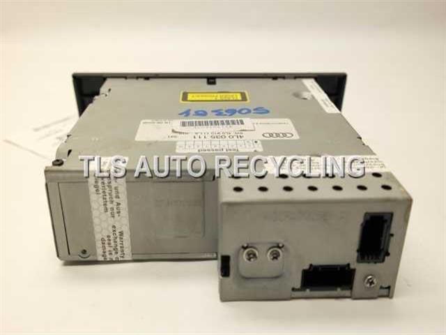 2007 Audi Q7 Audi Radio Audio Amp Cd Changer 4l003511 Used A Grade