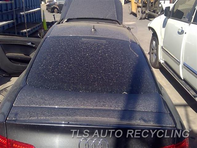 2014 Audi Rs5 Audi Back Glass  CPE BACK GLASS
