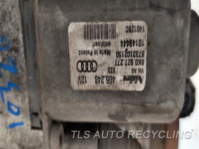 2014 Audi Rs5 Audi Rear Differential  4.2L,REAR AXLE, (4.2L), CHECK ID
