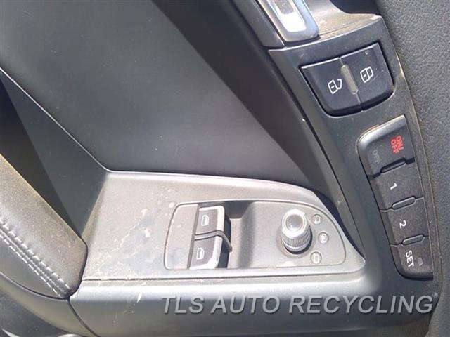 2014 Audi Rs5 Audi Door Elec Switch  LH,DRIVER``S, CPE, WINDOW