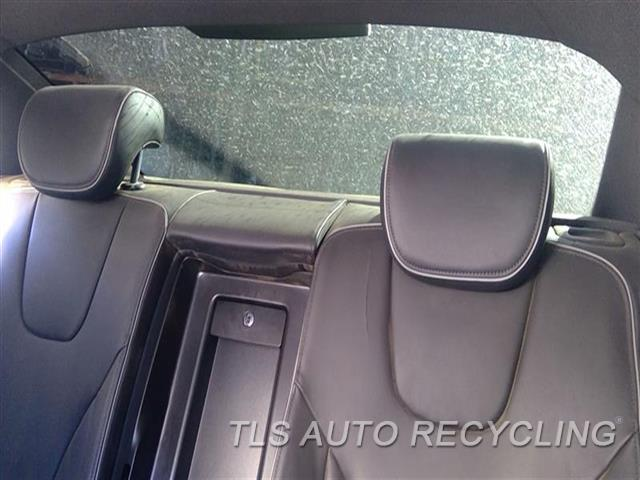 2014 Audi Rs5 Audi Headrest  BLK,LEA,REAR,OUTER