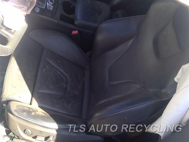 2014 Audi Rs5 Audi Seat, Front  LH,BLK,LEA,CPE, (BUCKET), (AIR BAG)