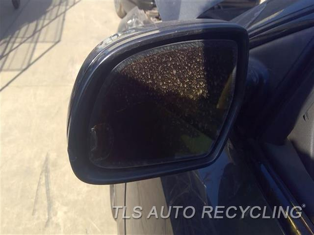 2014 Audi Rs5 Audi Side View Mirror TURN SIGNAL DAMAGED MIRROR DAMAGED LH,GRY,CPE W/O ALUMINUM COVER