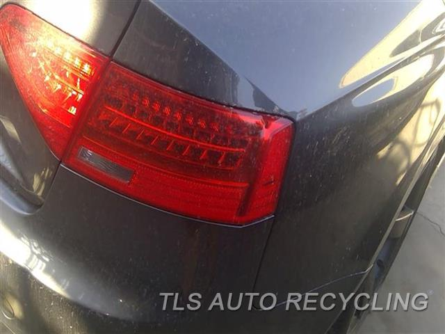 2014 Audi Rs5 Audi Tail Lamp  RH,(LED), QUARTER PANEL MOUNTED, R.