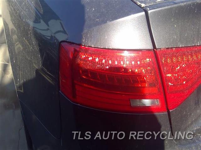 2014 Audi Rs5 Audi Tail Lamp  LH,(LED), QUARTER PANEL MOUNTED, L.