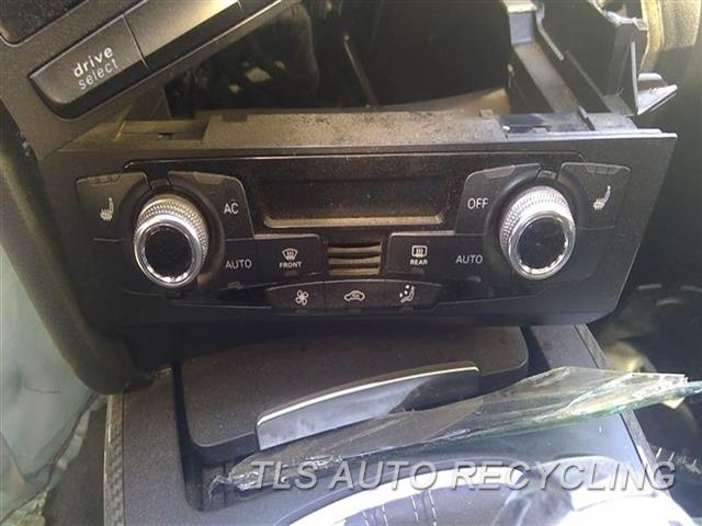 2014 Audi Rs5 Audi Temp Control Unit  BLK,ELECTRONIC REGULATION CHECK ID