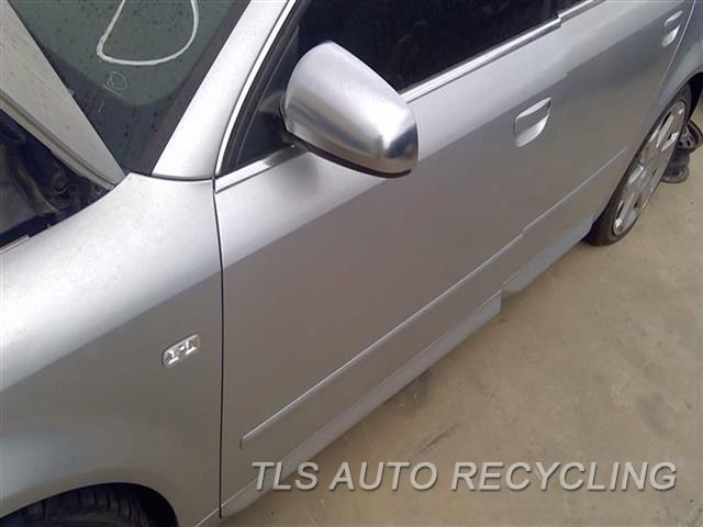 2005 Audi S4 Audi Door Assembly, Front  000,LH,SLV