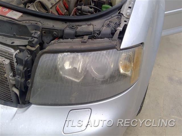 2005 Audi S4 Audi Headlamp Assembly  LH,(XENON, HID), SDN