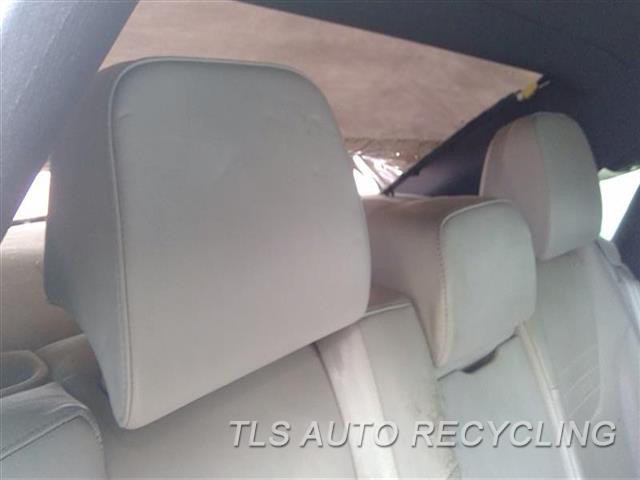 2005 Audi S4 Audi Headrest  GRY,LEA,REAR,OUTER
