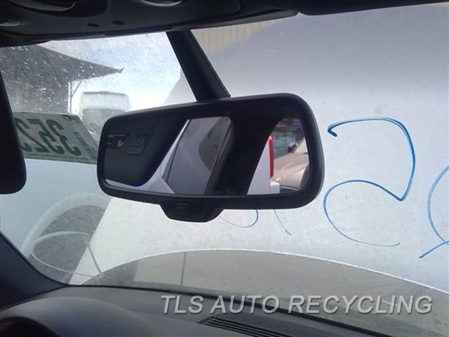 2005 Audi S4 Audi Rear View Mirror Interior  BLK,SDN, AUTOMATIC DIMMING, W/O COM