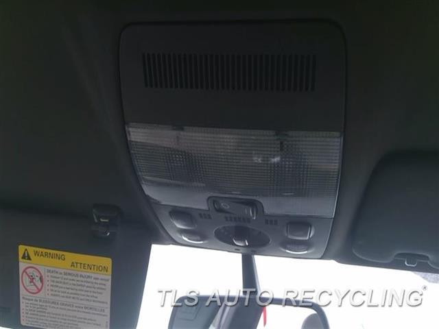 2005 Audi S4 Audi Over Head Console  BLK,SUNROOF,OVER HEAD