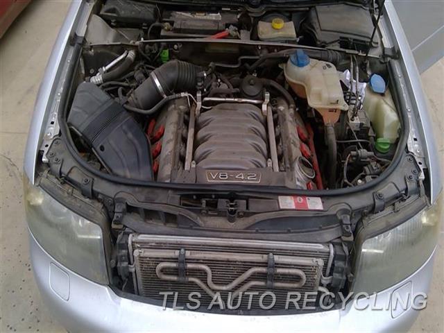 2005 Audi S4 Audi Radiator Core Supp  SDN, THRU VIN 400000