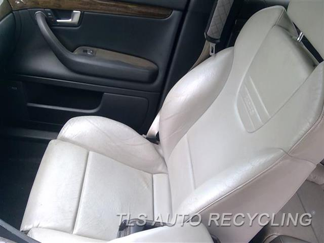 2005 Audi S4 Audi Seat, Front WEAR RH,GRY,LEA,SDN, (AIR BAG), (LEATHER