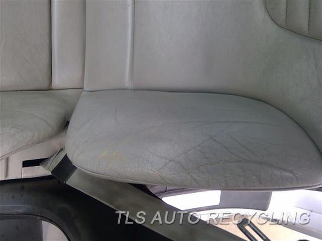 2005 Audi S4 Audi Seat, Front WEAR LH,GRY,LEA,SDN, (AIR BAG), (LEATHER