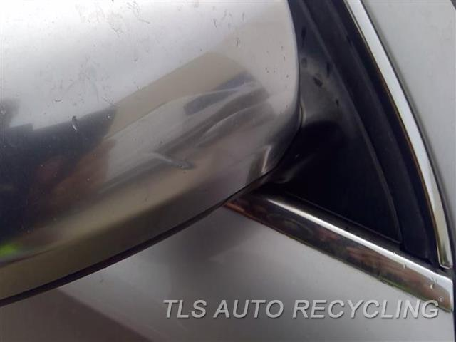 2005 Audi S4 Audi Side View Mirror BUBBLING BACK COVER RH,POWER, SDN, (ALUMINUM FINISH