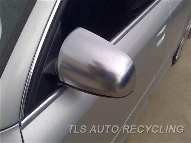 2005 Audi S4 Audi Side View Mirror  LH,POWER, SDN, (ALUMINUM FINISH