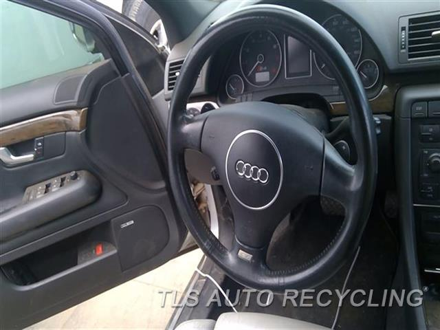 2005 Audi S4 Audi Steering Wheel  BLK,LEA,S4