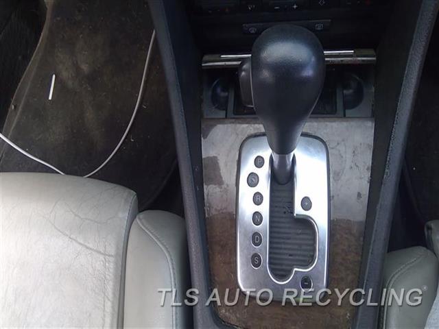 2005 Audi S4 Audi Transmission Shifter  BLK