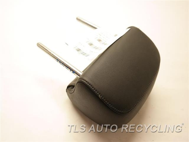 2011 Audi S4 Audi Headrest 8K0885973BJ BLACK REAR OUTER LEATHER HEADREST