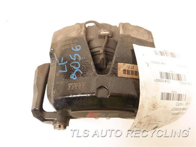 2009 Audi S5 Audi Caliper  LH,FRONT, L.