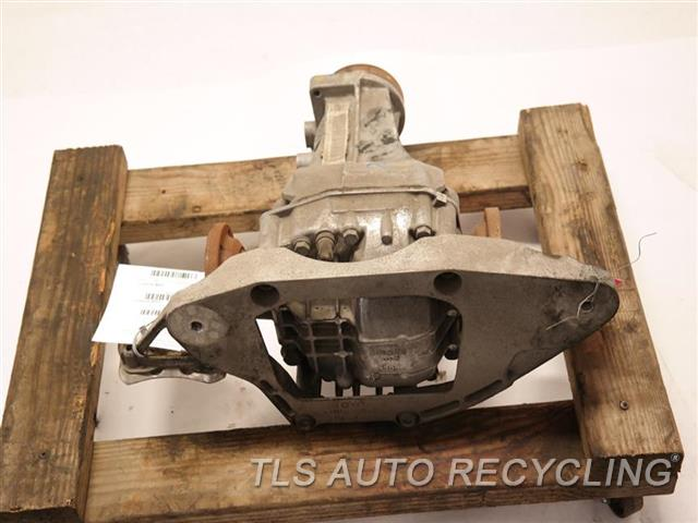 2009 Audi S5 Audi Rear Differential  REAR DIFFERENTIAL