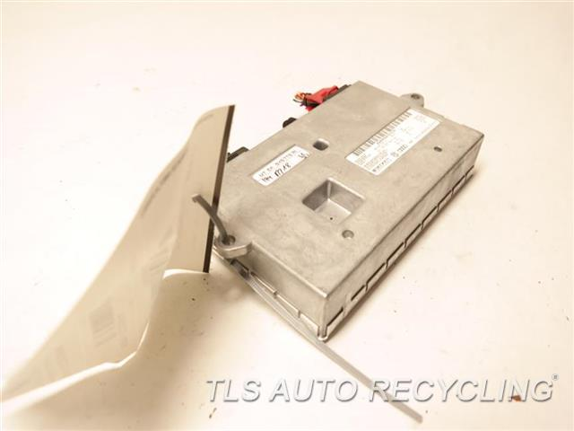 2009 Audi S5 Audi Chassis Cont Mod CONTROL MODULE 4E0035729A MULTIMEDIA INTERFACE