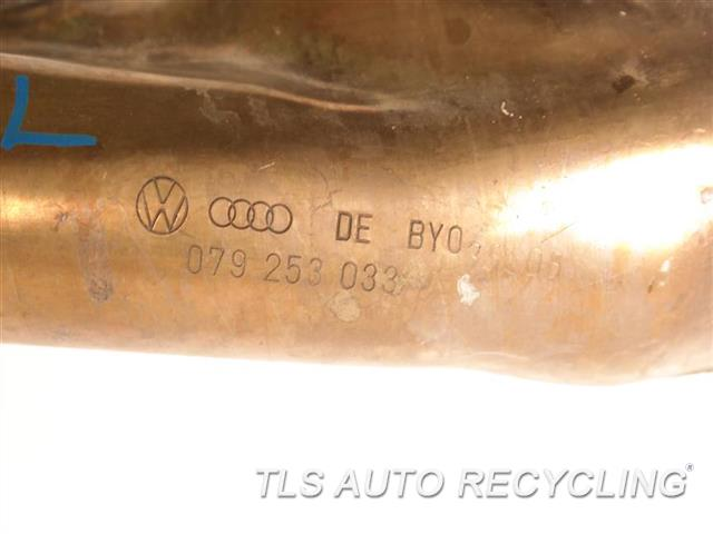 2009 Audi S5 Audi Exhaust Manifold  LH,(4.2L), L.