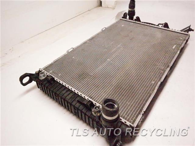 2009 Audi S5 Audi Radiator  RADIATOR (4.2L), AT