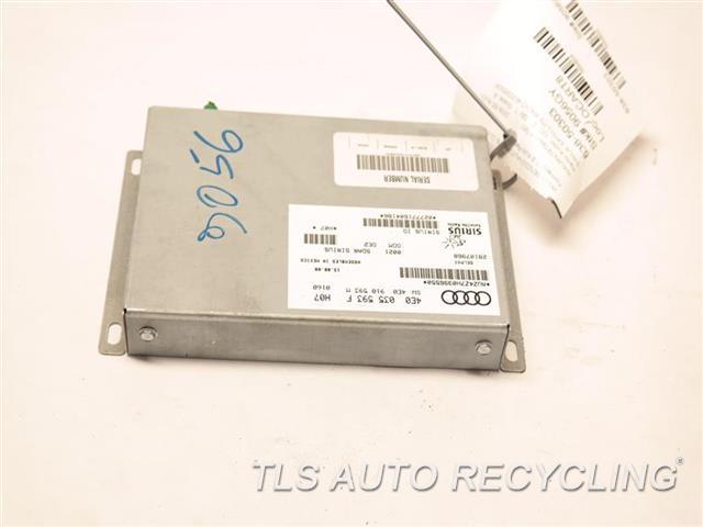2009 Audi S5 Audi Radio Audio / Amp  SIRIUS SATELLITE RADIO 4E0035593F